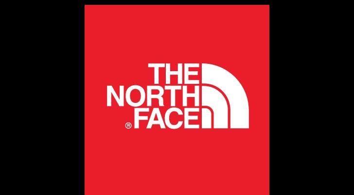 ロゴ:ノースフェース